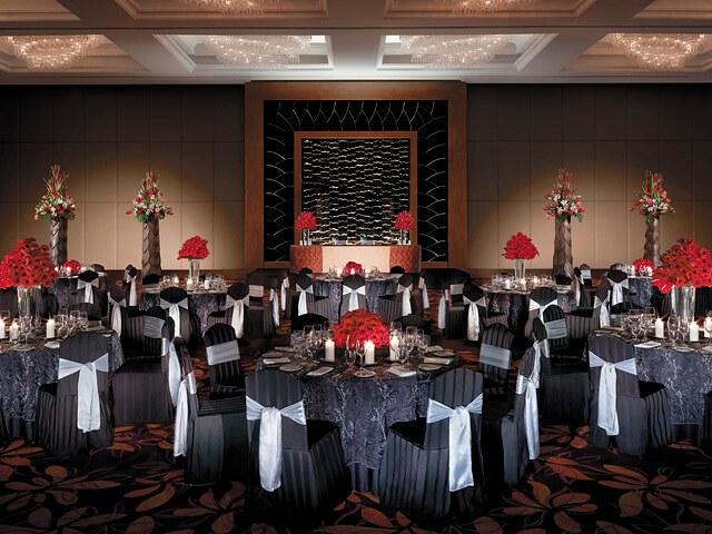 Ballroom at Rasa Ria Resort and Spa