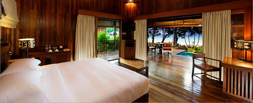 Bunga Raya Island Resort & Spa - Plunge Pool Villa