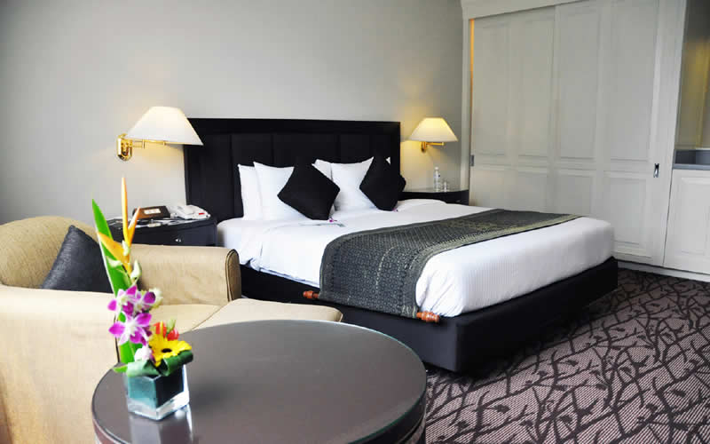 Club Room at Hotel Istana Kuala Lumpur