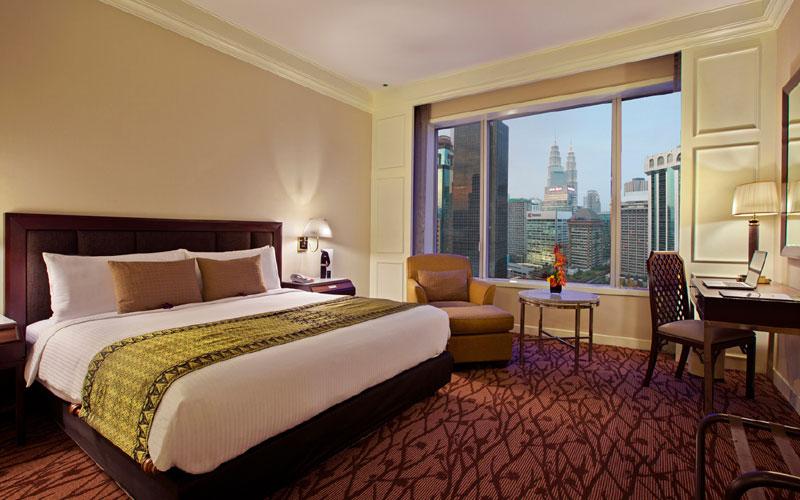 Deluxe Room at Hotel Istana Kuala Lumpur
