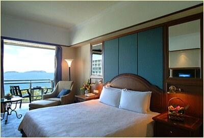 Deluxe Sea View Double room