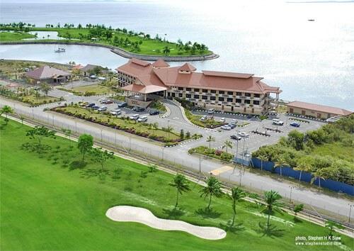 Kudat Golf and Marina Resort