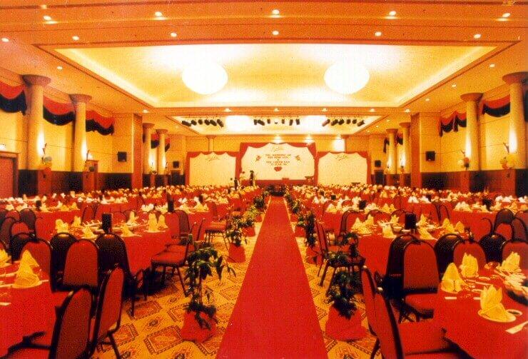 Mega Hotel 1200 Seat Ballroom