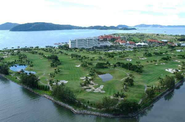 Sutera Harbour Golf Course