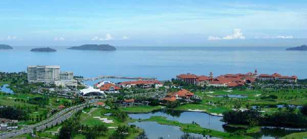 Sutera Harabour Resort