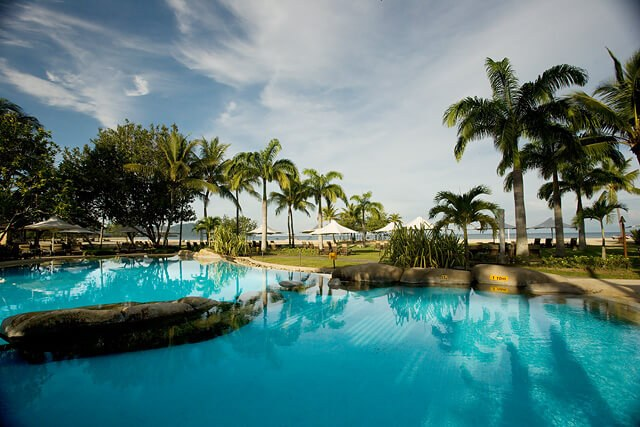 Swimming Pool at Rasa Ria Resort and Spa