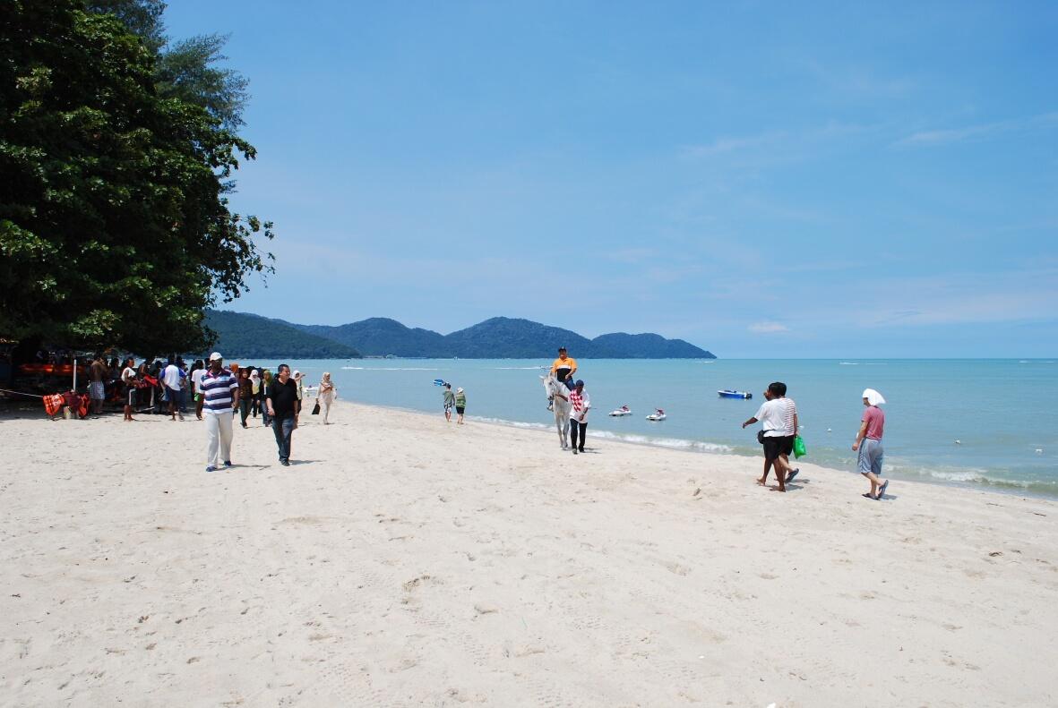 Batu Feringgi Beach, Penang