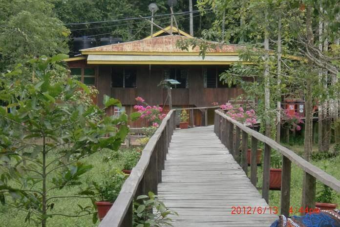 Bilit Adventure Lodge