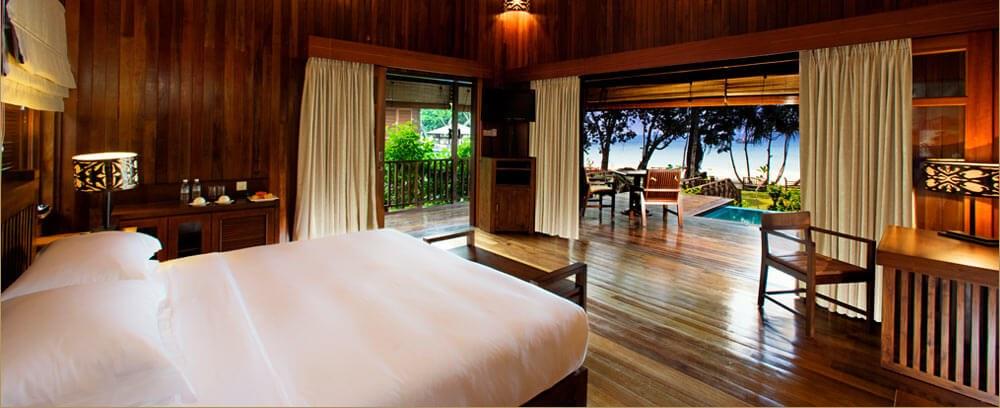 Bunga Raya Island Resort & Spa - Plunge Pool Villa