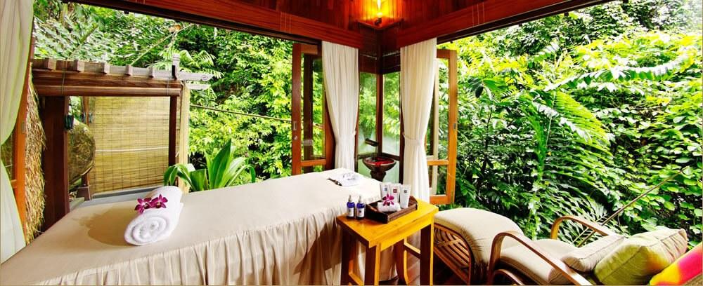 Bunga Raya Island Resort & Spa - Solace Spa Treatment Room
