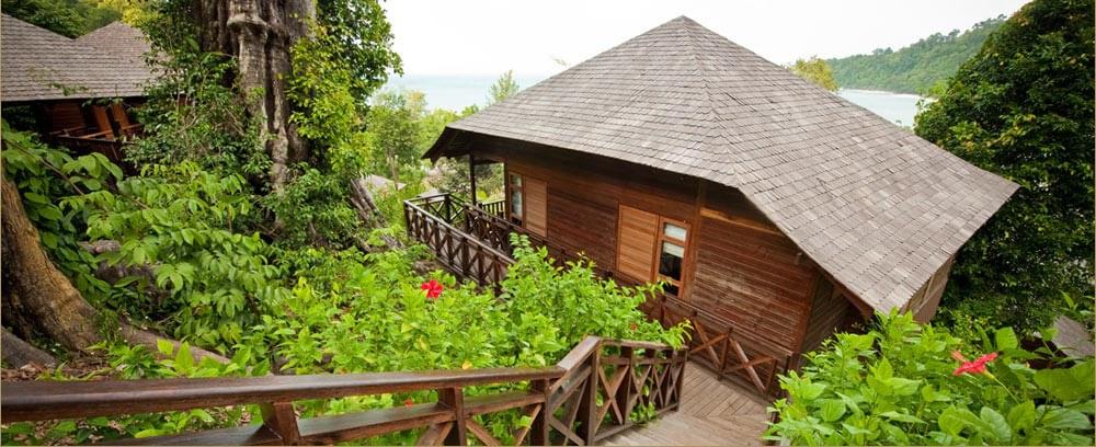 Bunga Raya Island Resort & Spa - Superior Villa