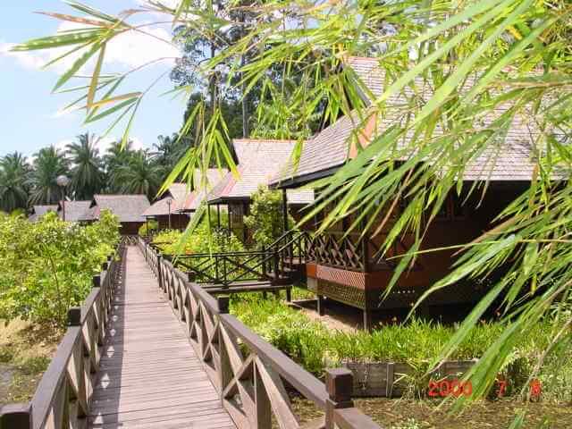 Chalets at Sepilok Nature Resort