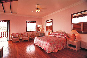 Deluxe Cottage Accommodation at SWV