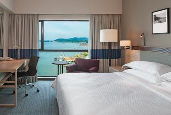 Deluxe Sea View Room