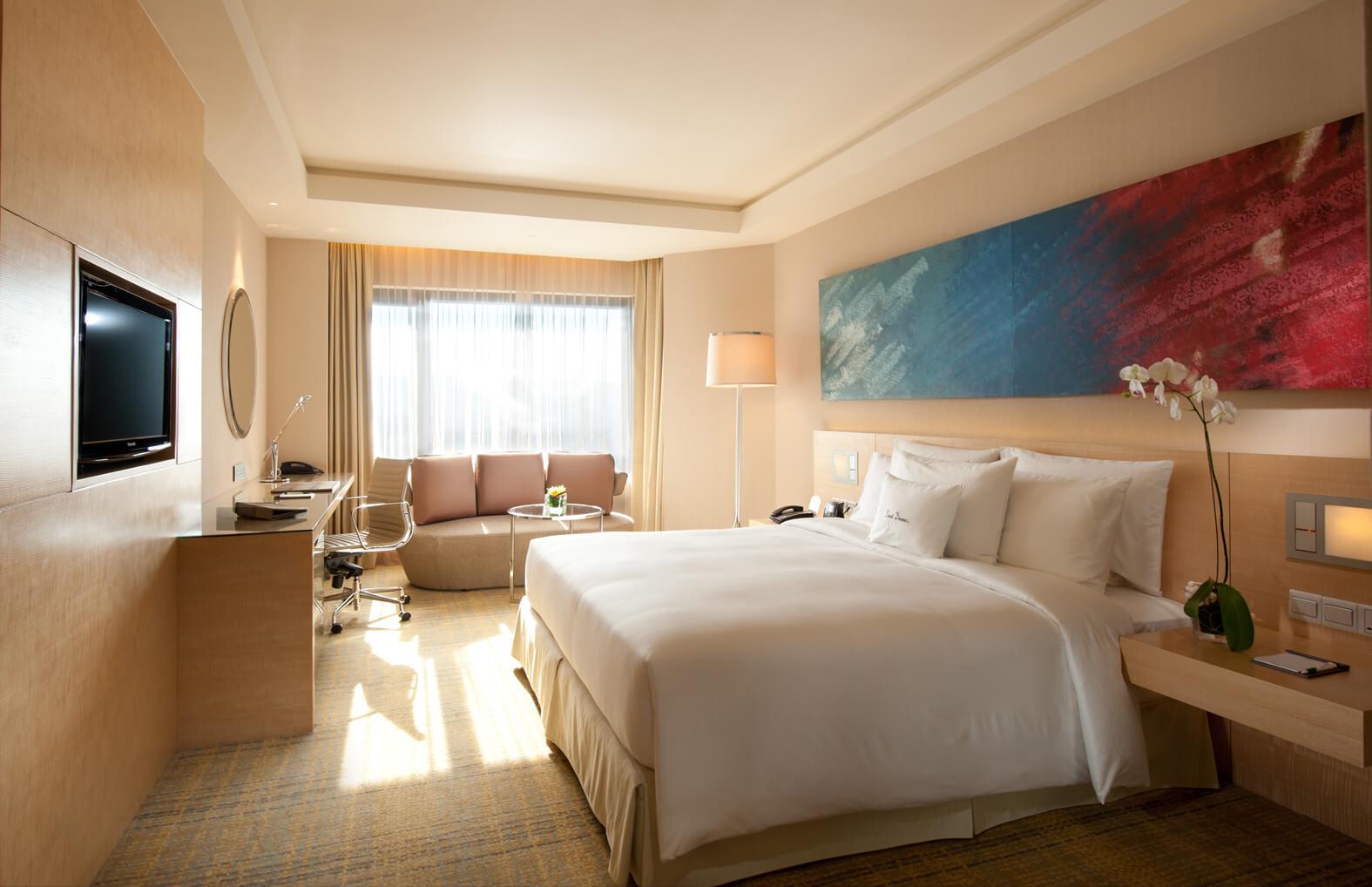 DoubleTree by Hilton - Kuala Lumpur - King Guest Room