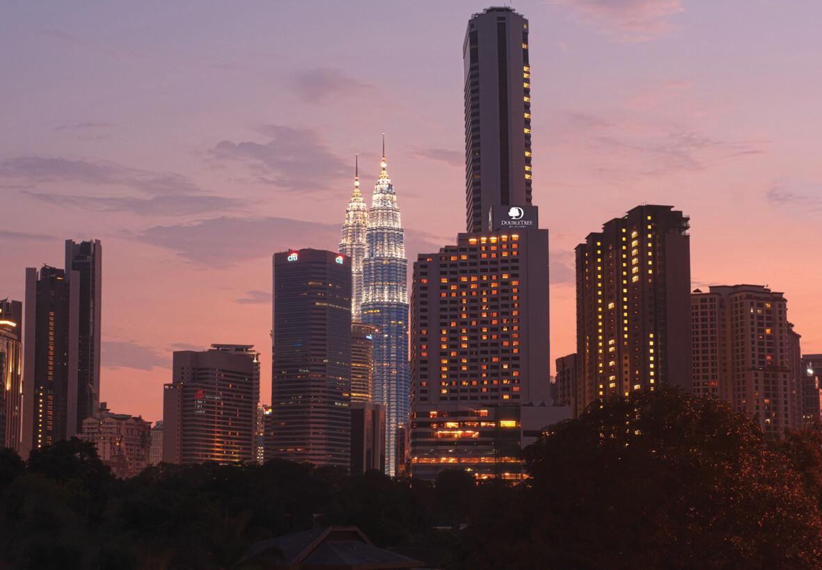 DoubleTree by Hilton - Kuala Lumpur