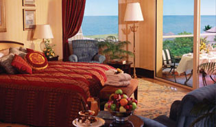 Empire Hotel Deluxe Room