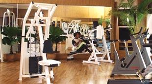 Empire Hotel Gym