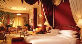 Empire Hotel Suite