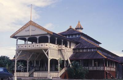 Istana Kadriyah Sultan's Palace