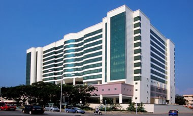 KK Le Meridien Hotel