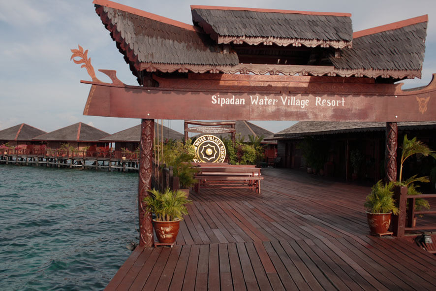 Mabul Sipadan Water Village