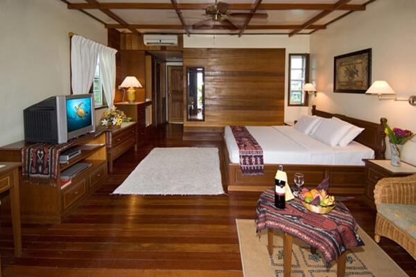 Mabul Water Bungalows Accommodation