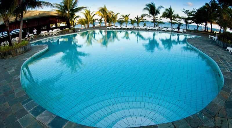 Swimming pool at Avillion Layang Layang Resort