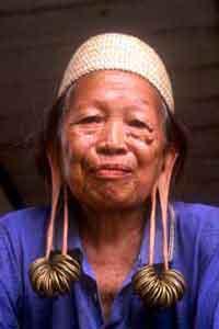 The Long Ears of the Bahau People