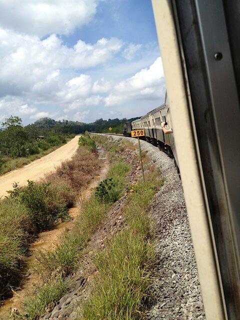 North Borneo Railway from Kota Kinabalu and Papar