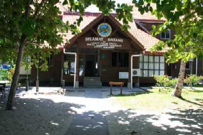 Turtle Island HQ