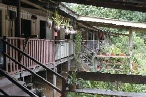 Longhouse at Labi