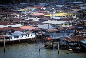 Kampong Ayer - The Venice of the East - Bandar Seri Begawan